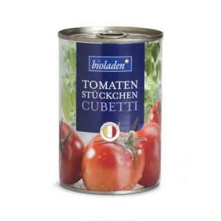 Cubetti Tomatenstücke 400g BIOLADEN