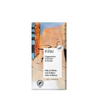 Cappuccino Schokolade 100g Viv