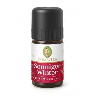 Sonniger Winter Duftmischung 5ml PVL