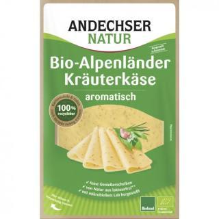 Alpenl.Kräuterkäse i. Scheiben 150 g AND