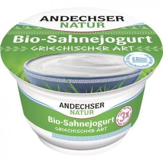 Sahnejoghurt griech. Art 200g AND