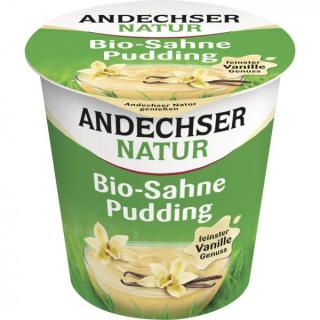 Sahne Pudding Vanille 150 g AND
