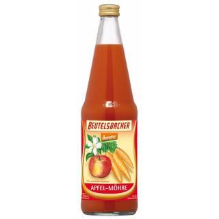 Apfel-Möhrensaft 0,7 l  BEU