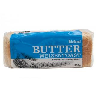 Buttertoast 500g