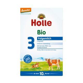 Bio-Säuglingsfolgemilch 3 4x600g