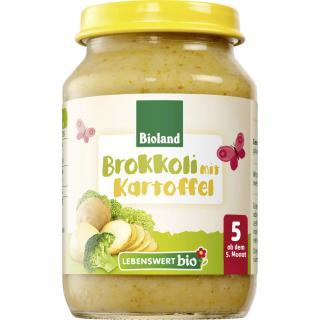 Brokkoli m.Kartoffeln 6*190g