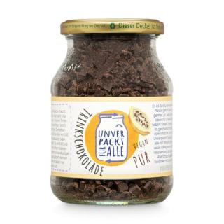Trinkschokolade Pur Cacao im Mehrwegglas 340g