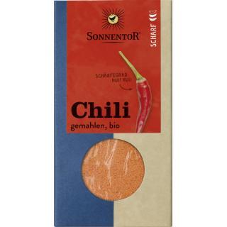 Chili gemahlen 40gr STN