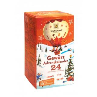 Gewürz Adventskalender SON