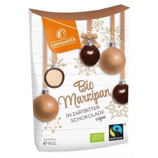 Marzipan in Zartbitter Schokolade