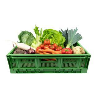 Gemüse sehr klein